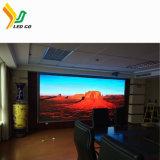 La Chine usine Cabinet P6.25 Aluminium LED Affichage intérieur
