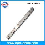 Estante y piñones de engranaje para las máquinas del CNC