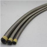 316 tubo flessibile di Xovered PTFE dell'acciaio inossidabile con 220 gradi