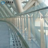 중국 내구재 Decking를 위한 외부 스테인리스 유리제 방책