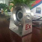 Acero inoxidable 304 CCTV Explosion-Proof Mini Cámara para la Marina, Gasolinera 700TVL