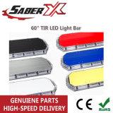 Professionele Micro- 60inch van de Levering Tir LEIDENE Lichte Staaf voor Politie/Verkeer/Auto
