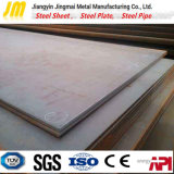 Placa de acero estructural de la aleación de la alta calidad de JIS G3106 Sm400/Sm490/Sm520/Sm570