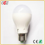 5W/7W del sensor de radar de la luz de lámpara LED Bombilla LED Bombillas LED Iluminación LED