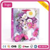 Мешки розового флористического подарка искусствоа способа картины Coated бумажные