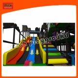 Детский парк игрушек для использования внутри помещений детская площадка с Sound Blaster шаровой опоры рычага подвески