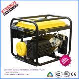 新しいプラスチックパネルデザイン6kwガソリン発電機Sh6500X/E