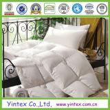 Yintex de lujo de algodón egipcio de 800 hilos 750 poder de relleno edredón de plumas de ganso