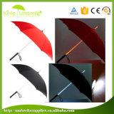 بالجملة الصين عصا [لد] مظلة مع [لد] ضوء لأنّ هبة ترويجيّ