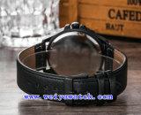 Reloj clásico de la voga del cuarzo de los hombres del reloj (WY-G17015C)
