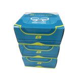 Barato papel ondulado personalizados de alta qualidade caixa de sapatos