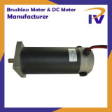 Motor de la C.C. del cepillo de la velocidad clasificada 1500-7500 de la eficacia alta para la industria