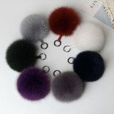 Sfere in linea dei deodoranti del negozio per i cappelli di pelliccia dei Pompoms della pelliccia dei pattini