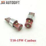 Birnen-Licht externes Canbus Licht des W5w 194 CREE T10 Chip-3SMD 15W T10 3SMD LED