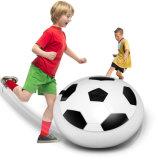 LEDの多彩な屋内フットボールのおもちゃの空軍力の彷徨いのサッカーボール