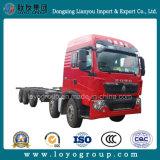De Vrachtwagen van de Lading van Sinotruk HOWO T5g 340HP 10X4 voor het Vervoer van Goederen