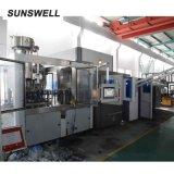 Di Sunswell di fabbrica di prezzi bevanda gassosa automatica Combiblock di coperchiamento di riempimento di salto in pieno