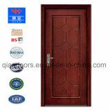 Chambre moderne chaud doit être utilisé porte coupe-feu de bois, porte en bois avec le meilleur prix