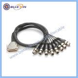 D-SUB Kabel aan Kabel Trs AudioAES/Ebu
