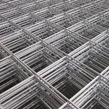 Деформация стали сварной проволочной сетки панели