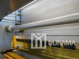 CNC síncrono electrohidráulico &#160 de Durama; Presionar la máquina de proceso de la dobladora/del metal de /CNC de las Drep-Series del freno (WE67K-Series)