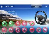 De Speler van de auto met het Omkeren TV van BT 3G iPod RDS van de Camera