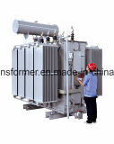Transformateur immergé dans l'huile de distribution d'énergie de S11 20kv 1000kVA