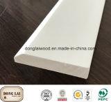 Baumaterial China Factory Liefert Hochwertige Wettbewerbsfähige Preise MDF Wasserdichte Baseboard-Dekoration in neuem Design
