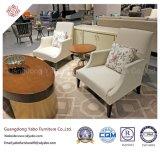 Meubles créateurs d'hôtel avec le fauteuil de tissu de salle de séjour (YB-D-6)