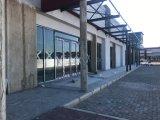 As2208 de Aangemaakte Deur van de Lente van de Vloer van Storefront van het Aluminium van Commerical van het Glas