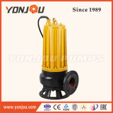 Qw Submersible Raw Sewage Pump