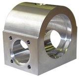 Aangepaste CNC die Delen machinaal bewerken die door de Legering van het Aluminium/Koper/Brons/Messing/Roestvrij staal worden gemaakt