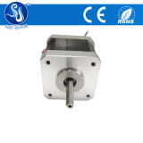 Oferta Especial e venda no local 40mm de comprimento 1,8 grau 2 Fase NEMA17 Motor passo a passo