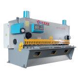 세륨 증명서를 가진 중국 제작된 QC11y 16/2500 유압 단두대 깎는 기계