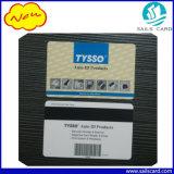 Cartão Rewritable do espaço em branco RFID da fábrica do baixo custo