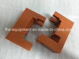 Les pièces usinées avec précision POM Fraisage CNC en nylon ABS tournant