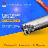Hochleistungs--indexierbares quadratisches Schulter-Prägescherblock-Hilfsmittel