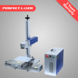 grabador de aluminio del laser de 20W 30W/máquina de grabado de aluminio del laser