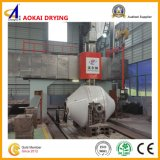 蒸気の熱くする円錐乾燥機械