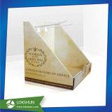 Boîtes d'affichage en carton / Afficheurs PDQ ondulés / Présentoirs en carton pliable