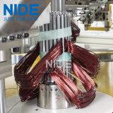 Cadena de producción trifásica automática completa del estator del motor máquina de Assmebly