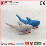 Vulde het Zachte Stuk speelgoed van de Gift van de bevordering de Dierlijke Haai van de Pluche