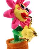 Sexy bailando y cantando de girasol altavoz Bluetooth inalámbrico inteligente de juguetes para niños