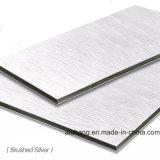 Comitati compositi di alluminio del grano di legno (ALB-056)