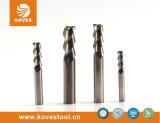 Insira a extremidade de tipos CNC Mill 3 flautas Alumínio Mill