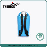 Sacchetto asciutto superiore esterno del rullo del PVC del pacchetto impermeabile dell'oceano di corsa piccolo