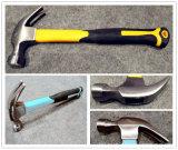 молоток с раздвоенным хвостом 16oz (XL-0014) с полируя поверхностью, ручкой цвета резиновый и хорошим ценой