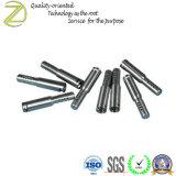 Os componentes mecânicos de alumínio CNC caça veio de seta