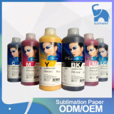 La calidad de Corea Sublinova Smart de Tinta de Sublimación de tinta para dx5/dx7 para tela cabezal de impresión