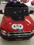 Heiße verkaufenkind-Fahrt auf Auto
